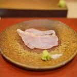 鮨菜 和喜智 - 白甘鯛