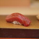 鮨菜 和喜智 - 赤身