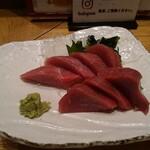 魚菜屋 - マグロ刺身