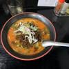 らーめん 麺の月 - 料理写真:担々麺(辛さ多め)¥920