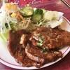プーポ - 料理写真:生姜焼きのお皿