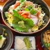 旬彩和創 清水亭 - 料理写真:海鮮ちらし寿司 ¥840