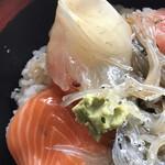 田子の浦港 漁協食堂 - 日替わり丼