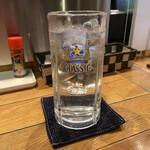 138820566 - 水がジョッキで提供www