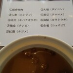 138822880 - 香港土鍋炊き込み健康スープ