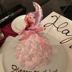 tres - 今話題のドレスケーキの拡大