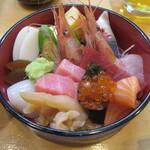 幸寿司 - 鮨たね盛り合わせ