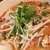 アジアンスマイル - 料理写真:トムヤムラーメン
