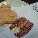 馬面昭栄堂 - 料理写真:えちぜん鬼瓦