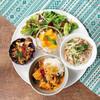 マンゴツリーカフェ - 料理写真:マッサマンカレープレート