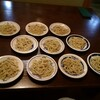 官兵衛 - 料理写真:皿そば+追加5枚