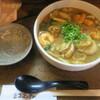 Masamune - 料理写真:シーフードカレーうどん