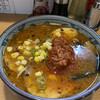 葱次郎 - 料理写真:辛口味噌ラーメン 800円(着丼時)