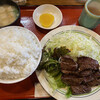 焼肉ハウスモンモン - 料理写真:焼肉定食(ご飯大盛り)1300円