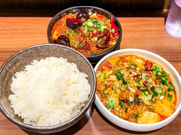 麻婆豆腐TOKYO 神田本店の料理の写真