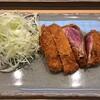 三代目 まる天 - 料理写真:マグロのほほ肉のフライ