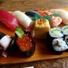 京兵衛鮨 - 料理写真:ランチ握り 900円