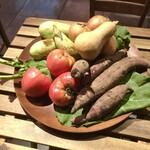 WE ARE THE FARM - 本日の野菜!