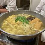とりきん佐藤 - カレー鍋