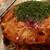 広島お好み焼き 鉄板焼 ゆうちゃん - 料理写真:生エビ5尾入りのお好み焼き