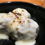 Ajimen - 軟骨入り鶏つくね 焼きチーズ
