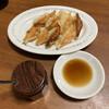 今池呑助飯店 - 料理写真:餃子一人前 450円税込み