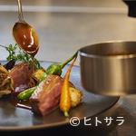 ジュー ドゥ マルシェ - その他写真:食材を厳選し、フランスで培った技法と独自の視点を料理に反映…