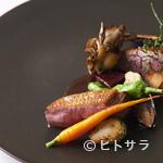 ジュー ドゥ マルシェ - 料理写真:【ディナー】全9皿前後 〜 Menu Saison 〜