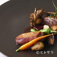 ジュー ドゥ マルシェ-【ディナー】全9皿前後 〜 Menu Saison 〜