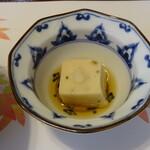 いもぼう平野家本店 - ごま豆腐
