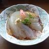 高良山茶屋 望郷亭 - 料理写真:ところてん(250円)。これは旨いです。
