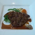 アコウキッチン - 牛リブロースのグリル