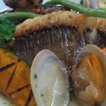 アコウキッチン - お魚料理アップ