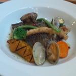 アコウキッチン - お魚料理