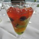 志摩観光ホテル ベイスイート - カムカムゼリーがとっても美味い