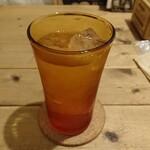 アメイロビストロアルル - リンゴジュース