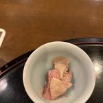 花小宿 - ウマヅラハギの肝