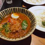 カレー食堂 心 - 料理写真: