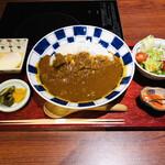 138874847 - 近江牛カレー1650円