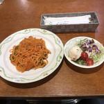 めるしー - 料理写真:ナポリタン