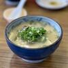 白ひげ食堂 - 料理写真:豚汁ラーメン 500円