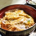 138879292 - 松茸丼(提供時)
