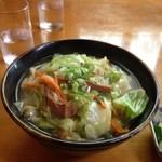 13888282 - 野菜そば2012