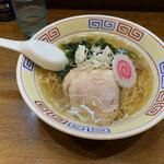 らーめん屋 小川 - 料理写真:中華そば¥700