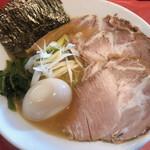 麺屋しのはら 三日月食堂 - 料理写真: