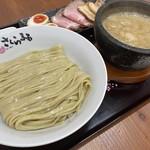 ラーメン さくらまる - 料理写真:石焼つけ麺