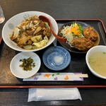 明陽軒 - 料理写真:回鍋肉丼