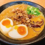 Koganeya - 海老味噌ラーメン