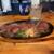 肉寿司ちょんまげ - サガリステーキ