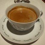リストランテKubotsu - コーヒー(2020.9)